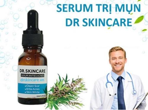 Dr Skincare được bác sĩ da liễu khuyến cáo sử dụng