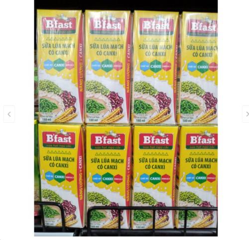B'fast lúa mạch - cung cấp dinh dưỡng thiết yếu cho cơ thể