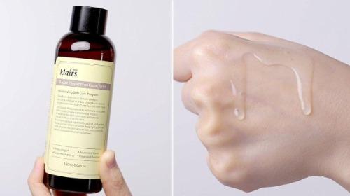 Toner giúp làm sạch da, tránh nổi mụn