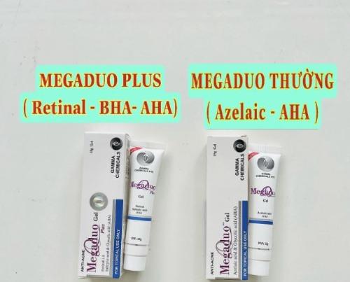 Megaduo - Chuyên gia trị mụn