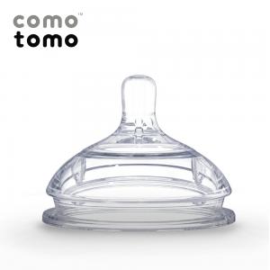 Núm ti của Comotomo siêu mềm, cảm giác như núm ti của mẹ