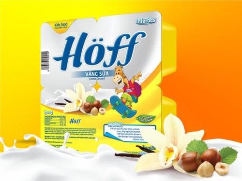 Váng sữa Hoff đạt được các chứng nhận Quốc tế về chất lượng và an toàn thực phẩm