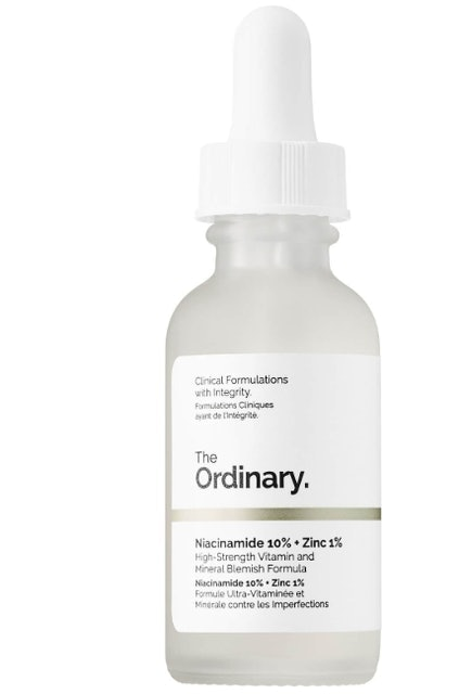 Serum trị mụn The Ordinary Niacinamide 10% + Kẽm 1%