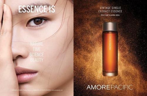 Nước thần Amorepacific được nhiều chị em Hàn Quốc sử dụng