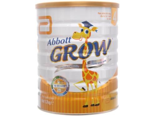 Abbott Grow cải thiện vóc dáng nhỏ bé, thấp còi cho trẻ em Việt