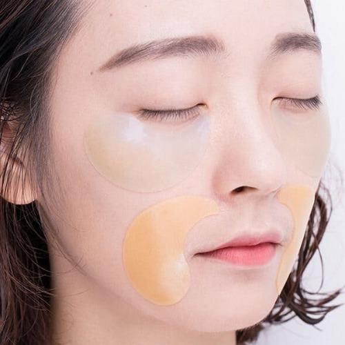 Da căng mịn, đều mà hơn khi dùng mặt nạ JM Solution Eye Patch