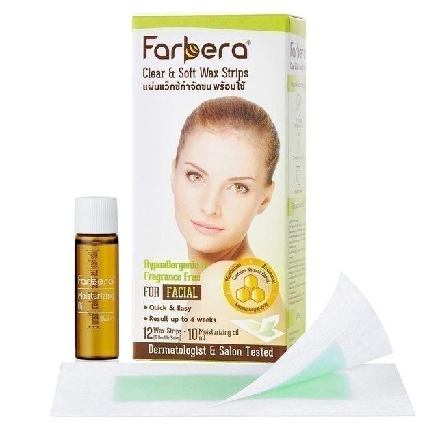 Kem tẩy lông Farbera