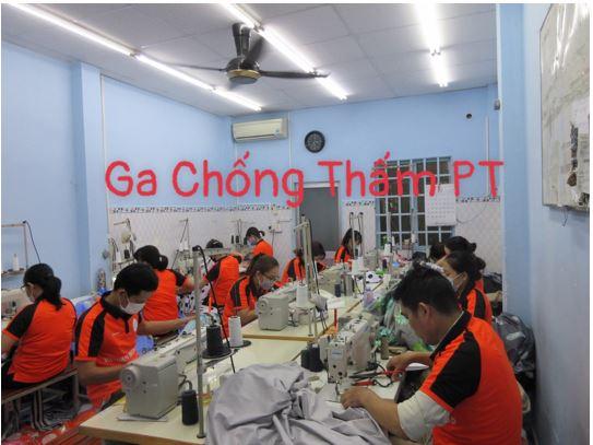 PT - nhà cung cấp ga chống thấm hàng đầu Việt Nam