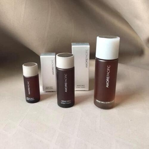 Thiết kế chai thủy tinh độc đáo với 3 loại dung tích để chị em lựa chọn