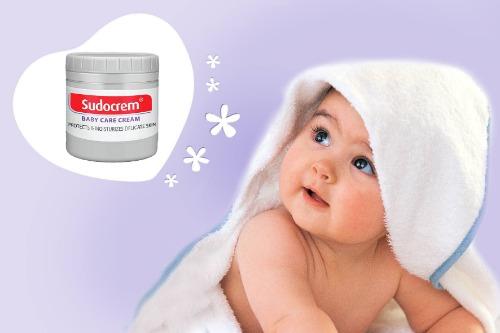 Sudocrem - kem chống hăm được hàng triệu bà mẹ bỉm sữa trên toàn Thế Giới yêu thích