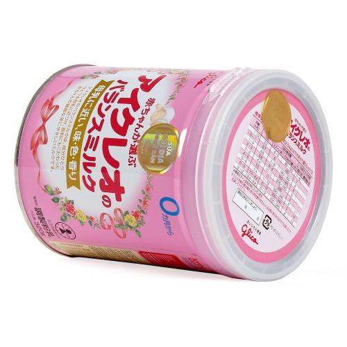 Dòng sữa Nhật luôn được các Mom đánh giá cao về chất lượng