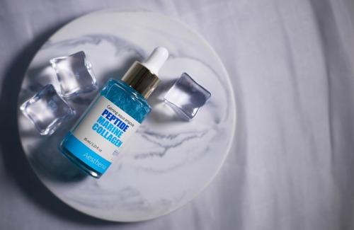 Aesthenia giúp da mặt trở nên mềm mịn và tươi trẻ hơn