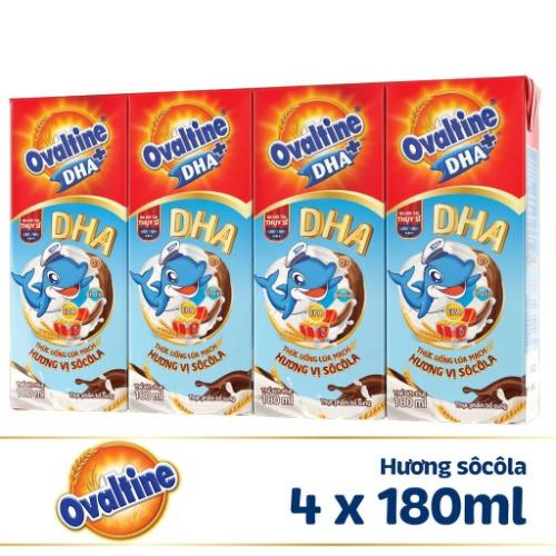 Mẹ nên bổ sung sữa Ovaltine vào các bữa phụ cho bé