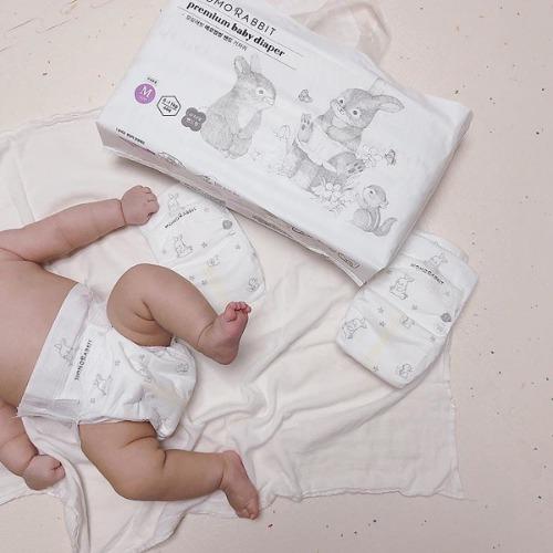 Mặc bỉm đúng cách giúp chống hăm cho bé