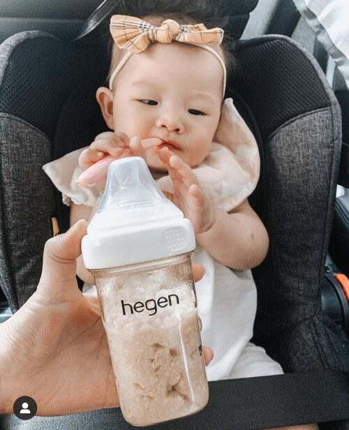 Cách sử dụng bình Hegen an toàn, hiệu quả