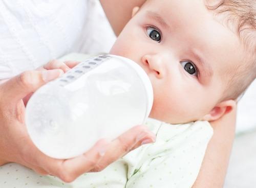 Sữa công thức Lacgold giúp con hệ tiêu hóa rất khỏe mạnh