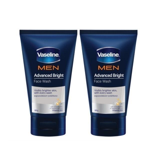 Sữa rửa mặt trị mụn cho nam Advance Bright Facial Foam (2 miếng)