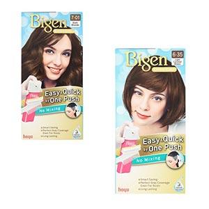Thuốc nhuộm màu tóc Bigen