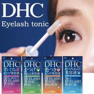 Biểu tượng của dưỡng mi DHC chính hãng Nhật