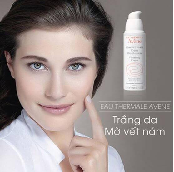 Kem dưỡng chuyên biệt cho làn da nhạy cảm Avene