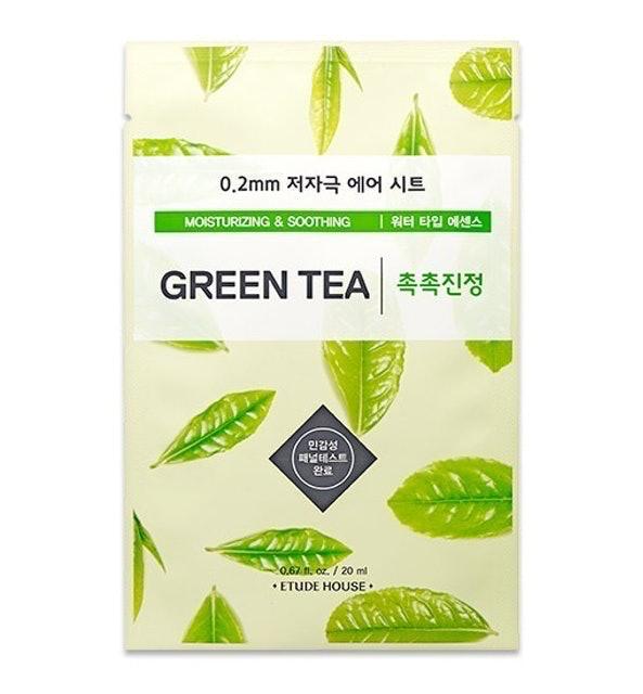 Mặt nạ Hàn Quốc trà xanh 0.2 Air Mask