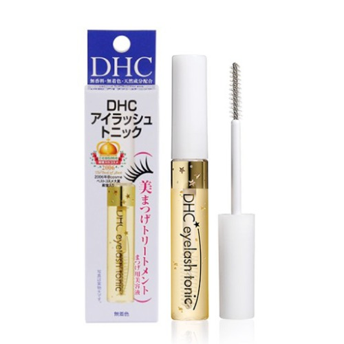 Dưỡng mi DHC là thương hiệu hàng đầu tại Nhật Bản