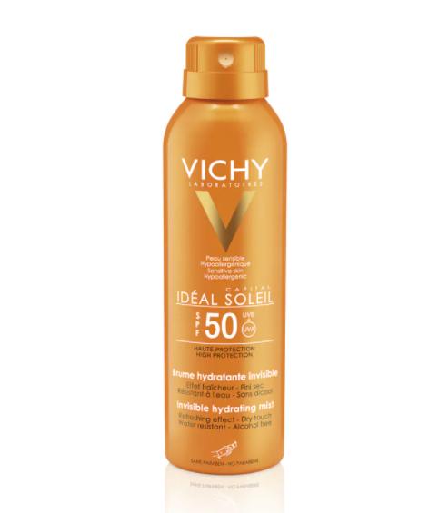 Kem chống nắng Vichy dạng xịt Ideal Soleil SPF 50