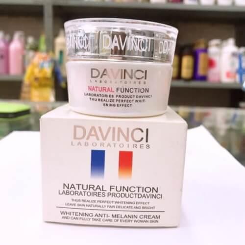 Kem Davinci là dòng kem dưỡng chính hãng từ thương hiệu Davinci của Pháp