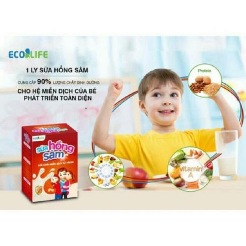 Sữa non Pháp Ecolife giúp ổn định hệ tiêu hóa non nớt của bé