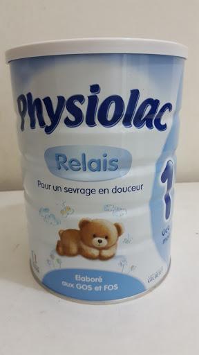 Sữa Physiolac pháp cho trẻ sơ sinh 0 đến 6 tháng