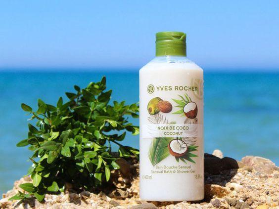 Sữa tắm Yves Rocher Pháp mang đến nhiều công dụng
