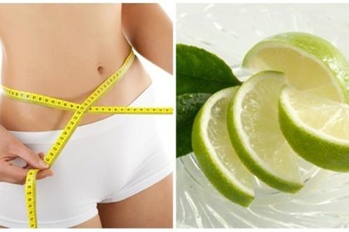 Chị em có thể giảm mỡ bụng bằng nguyên liệu sẵn có