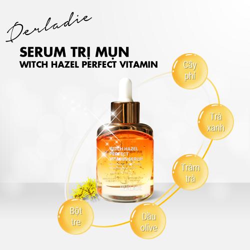 Serum Derladie được chiết xuất từ thiên nhiên