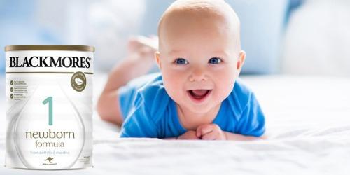 Sữa Blackmore thực sự tốt cho sự phát triển toàn diện của bé