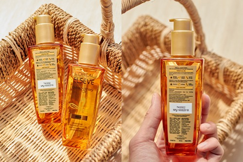 Dầu dưỡng tóc L'oreal - thuộc thương hiệu nổi tiếng L'oreal Paris