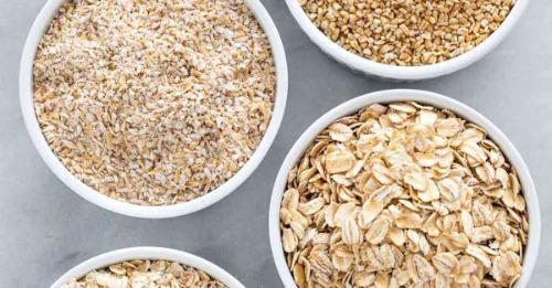 Yến mạch chứa nhiều chất xơ làm giảm cảm giác thèm ăn