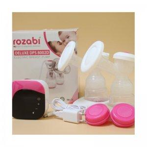 Máy hút sữa điện đôi Rozabi Deluxe Plus
