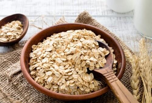 Yến mạch là loại Ngũ cốc được sử dụng để giảm cân hiệu quả
